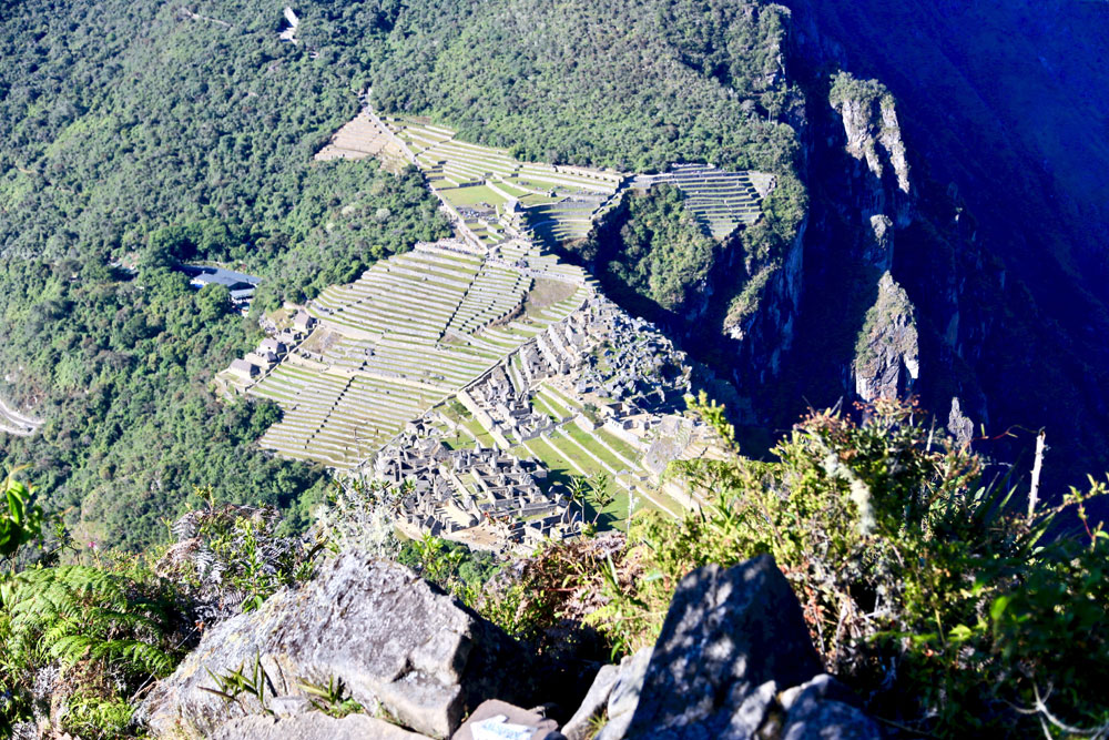 Machu Picchu by Sharon Modica