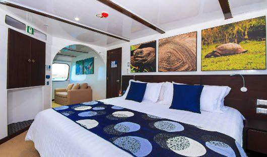 Natural Galapagos Main Deck Junior Suite