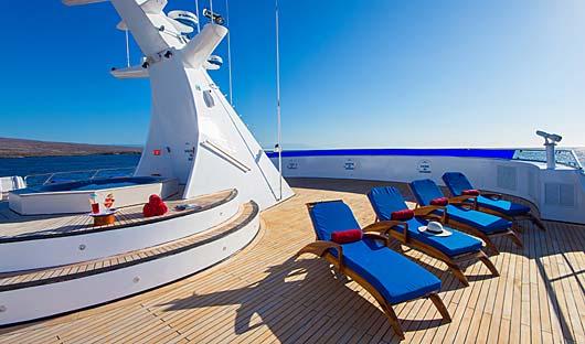 Ocean Spray Sun deck