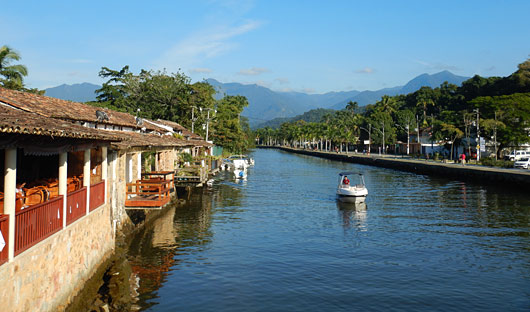 Paraty Canal