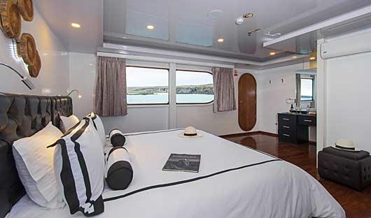 Petrel Standard cabin