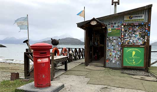 Post Office Ushuaia
