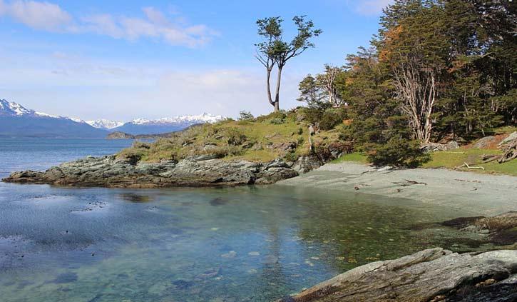 Tierra del Fuego, Hiking in Ushuaia