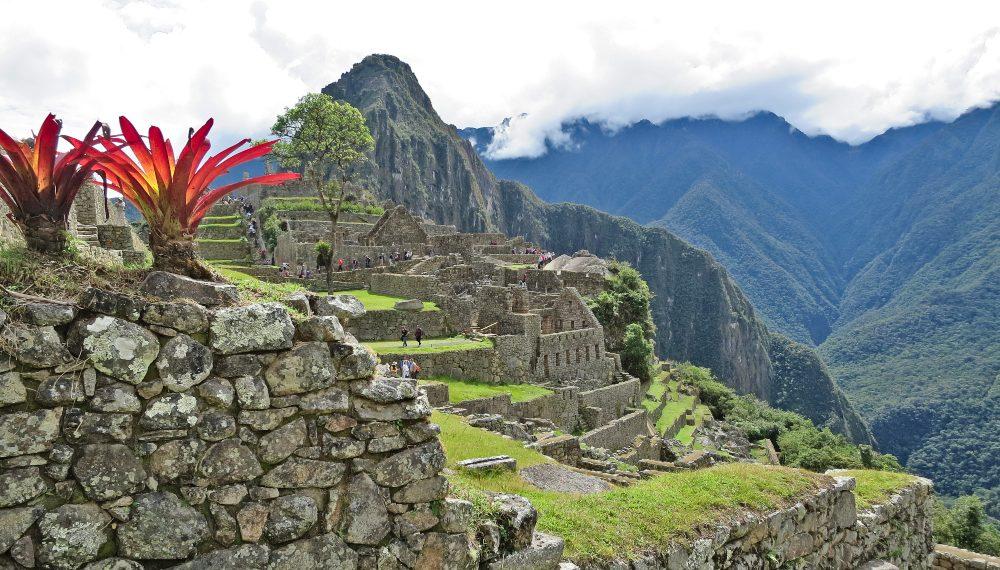 Machu Picchu by Donna Clayton-Smith