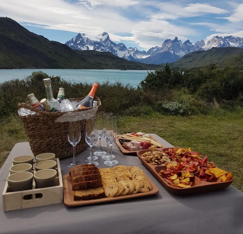 Tierra Lunch