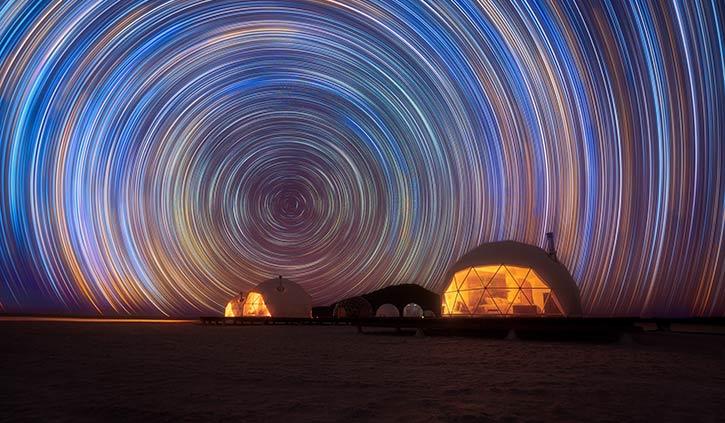 Kachi Lodge - Star Trail